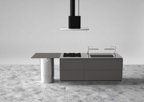 システムキッチン iNO PLUG-IN|イノ・プラグインの画像