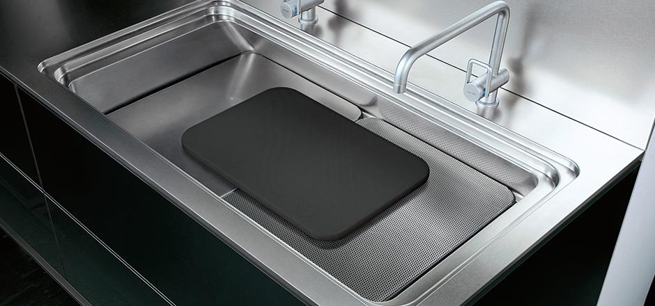 Toyo Kitchen Style Kitchen Unit 3d Sink