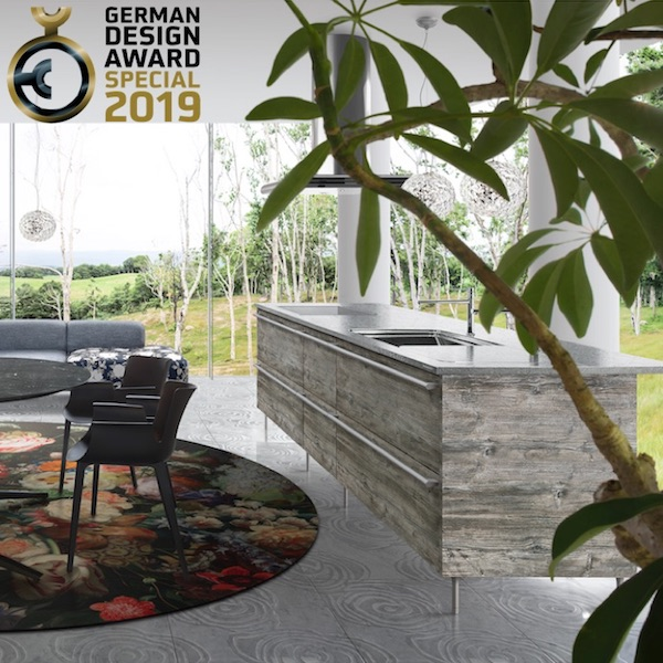 「フィールウッド|Feel Wood」GERMAN DESIGN AWARD 2019受賞