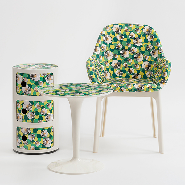 <Kartell × La DOUBLE J.>コラボレーションアイテム期間限定展示 in 京都