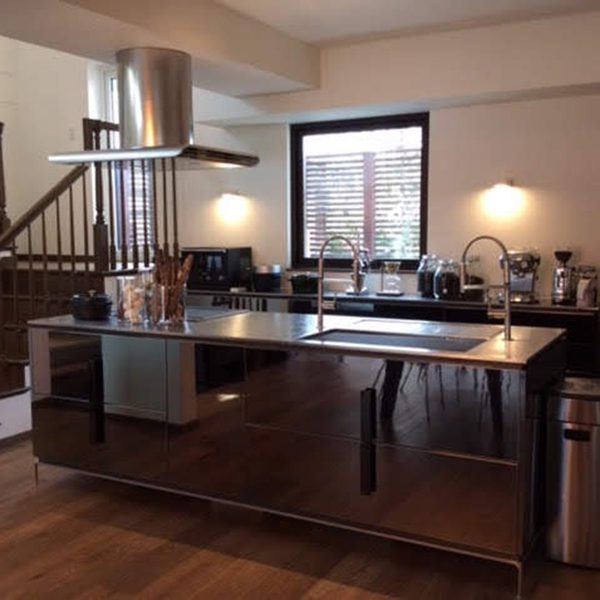 キッチン・インテリア納入実例:北洲ハウジング モデルハウス