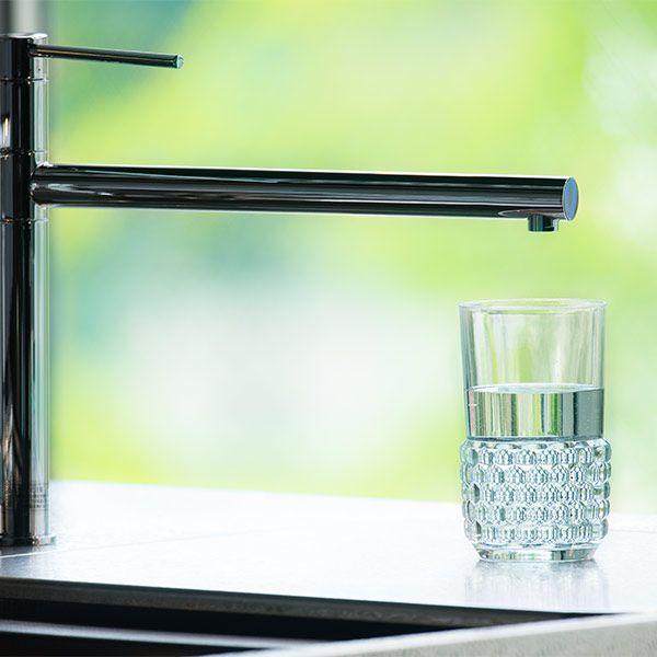 浄水器の仕組みとキレイな水を保つ方法