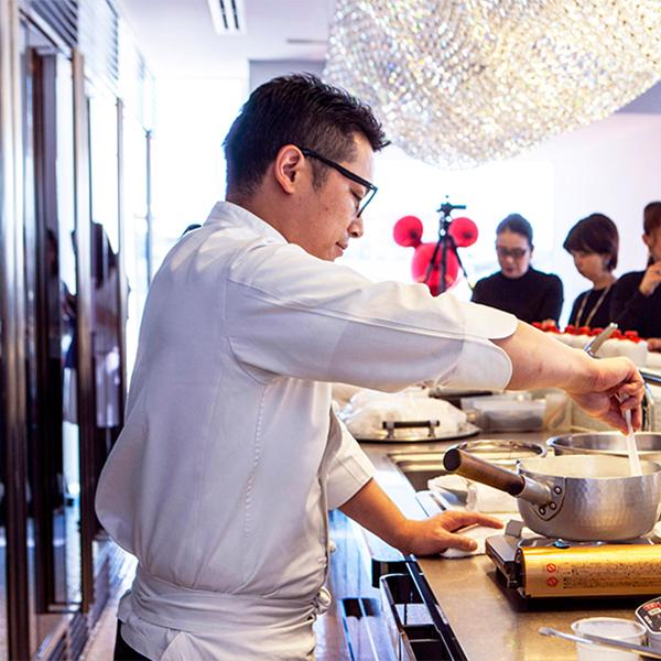 「にしぶち飯店×トーヨーキッチンスタイル」西淵健太郎シェフお料理教室 第2回 イベントレポート