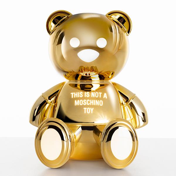 アイコン的照明のスペシャルバージョン「トイ・ゴールド|TOY GOLD」発売