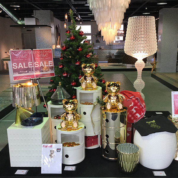 2020 Christmas SALE 開催中!【名古屋ショールーム】