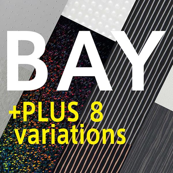 【新発売】BAYに8タイプの扉バリエーションを追加!