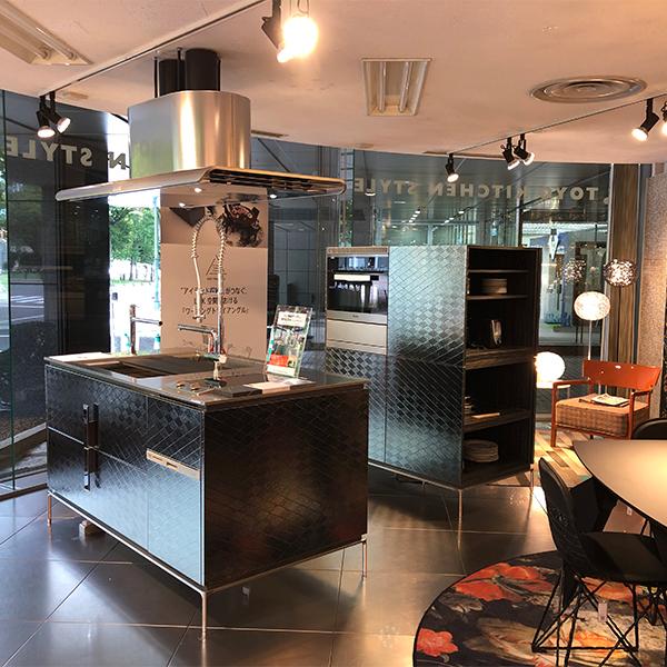 札幌ショールーム 「ゼロ動線キッチン」個別ご案内サービスのお知らせ